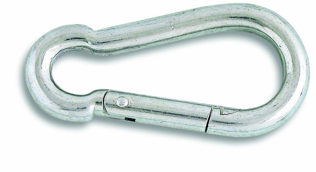 Chapuis vpo1 Carabiner Hook Steel ZINGUE D 6 mm L Scraper 60 mm