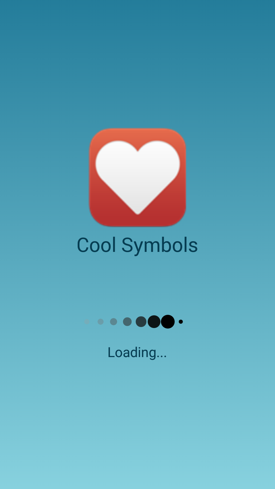 Amazon cool text symbols emoji appstore for android 000 biocorpaavc Image collections