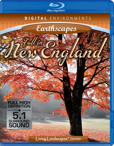 NatureVision TV - Fall in New England [Blu-ray] by Digital Environments