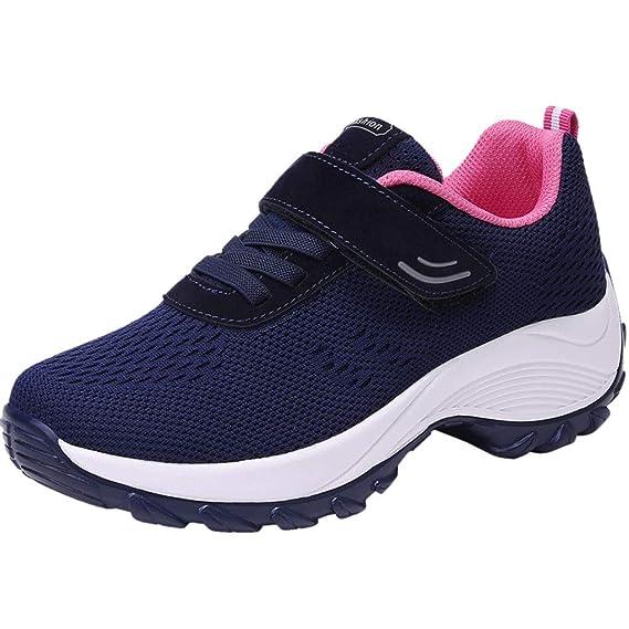 Dainzuy Zapatillas de Deporte para Mujer, clásicas, para