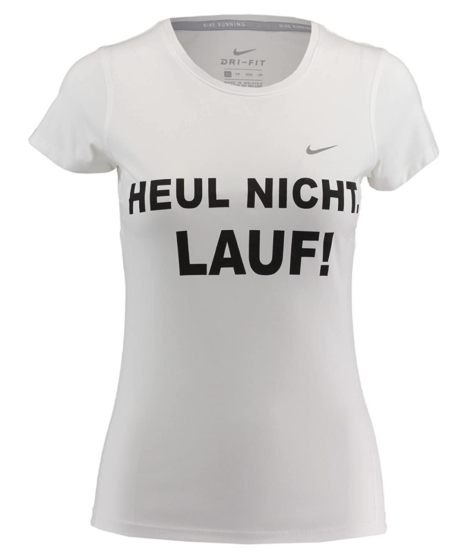 best deals on release date new style Nike Performance Damen Laufshirt Heul Nicht, lauf! WMNS ...