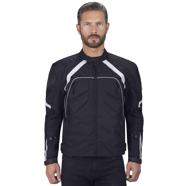 Viking Cycle Overlord Motorcycle Textile Jacket (Large)