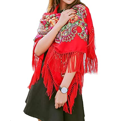 971025bf00e13 Shawl Shawls and Wraps Shawls for Women,Womens Scarves,Red Scarf for Women,