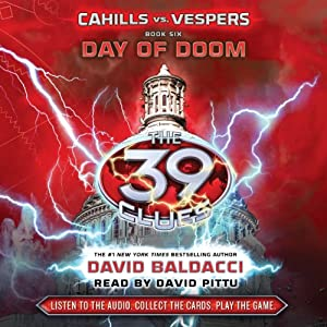Cahills vs. Vespers, Book 6: Day of Doom Audiobook