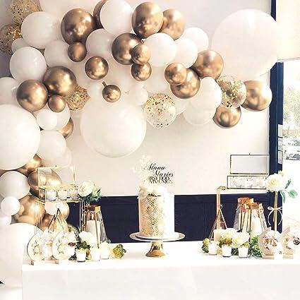 158pcs red balck balloon garland arch kit white silver balloon set for bridal shower Wedding /& Engagement Grand Event  Scene decoration