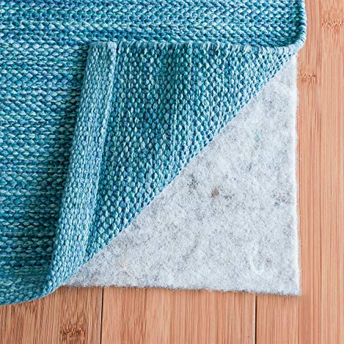 Felt Rug Pad 8 X 10 Extra Thick Cushion Comfort Floor
