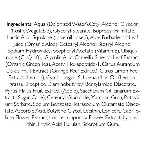 61x2mEoMuqL - Rich Retinol Cream - Top Influencer - Organic & Vegan - Luxury Quality Moisturizer for Face & Eye Packed with Organic Retinol, Vitamin E, Jojoba Oil, Hyaluronic Acid, Shea Butter, Organic Aloe & More.
