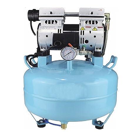 Oil Free Air Compressor >> Amazon Com Jinon Noiseless Oil Free Air Compressor