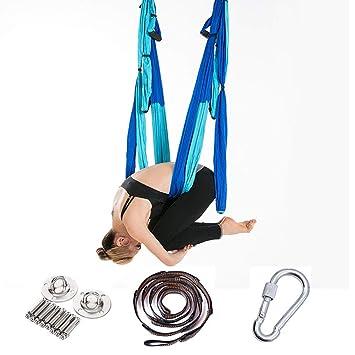 PUDDINGHH® Aérea Swing Set Yoga - Yoga antigravedad Ultra ...