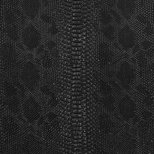 mood-fabrics-black-vinyl-snakeskin-pattern-reptile