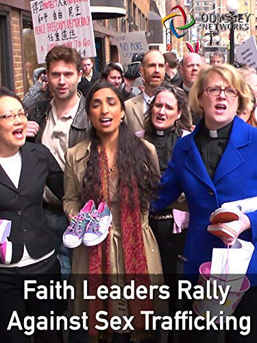 Clip  Faith Leaders Rally Against Sex Trafficking