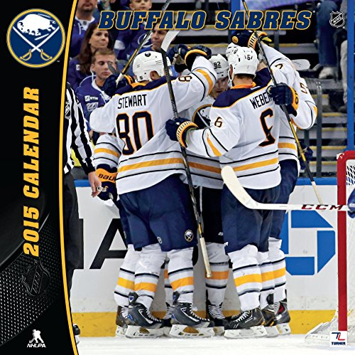 - Turner Perfect Timing 2015 Buffalo Sabres Team Wall Calendar, 12 x 12 Inches (8011720)