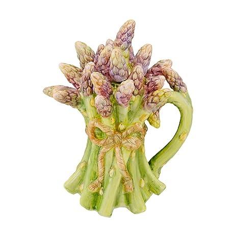 Kaldun U0026 Bogle Home Decor Tuscan Garden Asparagus Teapot 2 Pack