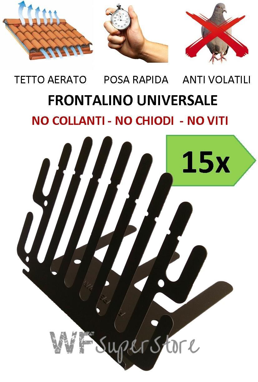 Vetro tegole coda di castoro in vetro 18/X 34,5//38/cm