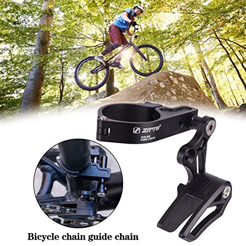 Bicycle Chain Guide seat tube clamp Mount 34.9mm 31.8mm FD002 single speed