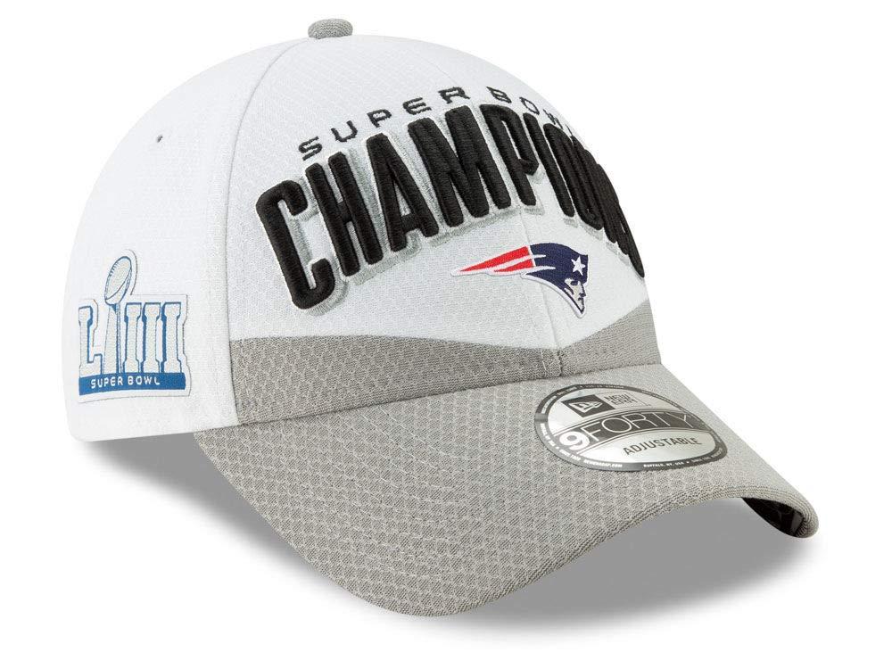 885c3299 Amazon.com : Official Patriots New Era NFL Super Bowl LIII ...