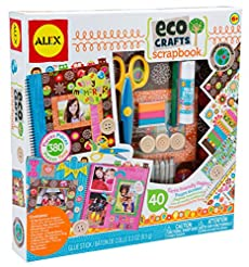 ALEX Toys Craft Eco Crafts Scrapbook