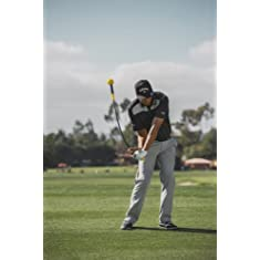SKLZ Gold Flex - Golf Training Aid for Strength and Tempo Training / Golf Swing Trainer