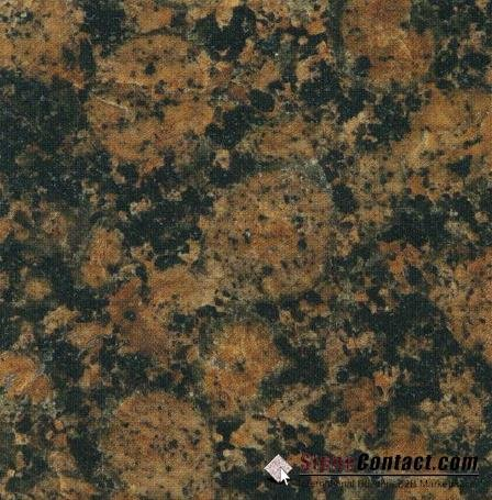 Baltic Brown Granite Counter (4