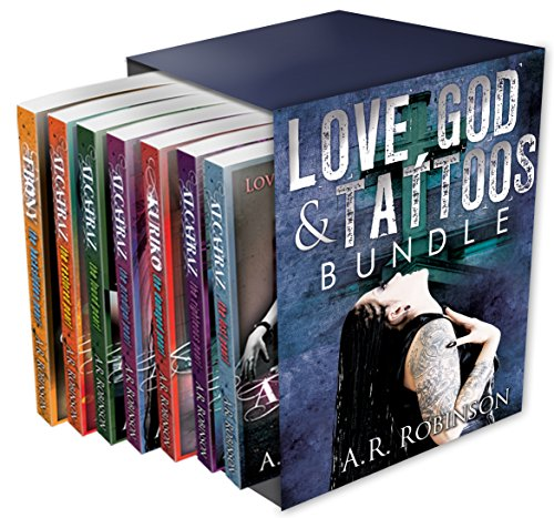 Love, God & Tattoos Bundle Kindle Edition by A.R. Robinson