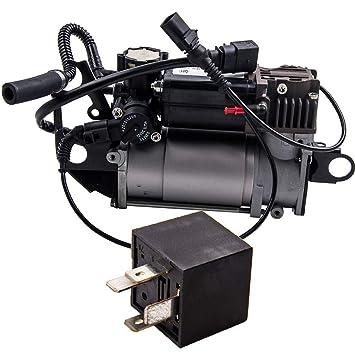 maXpeedingrods Suspensión Neumática Compresor Bomba de aire 7l0616006 7l0616007: Amazon.es: Coche y moto