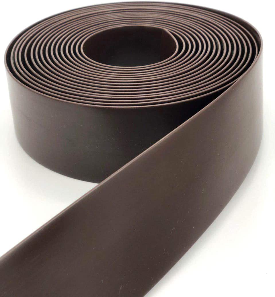 """20ft Long 2"""" Wide Vinyl Chair Strapping. Repair & Replacement Matte Finish. for Patio Outdoor Lawn Garden Durable Attractive (Adobe): Kitchen & Dining"""