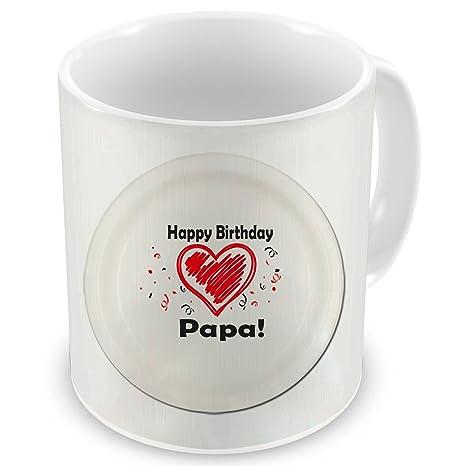 Amazon.com: D & D manualidades feliz cumpleaños Papa con ...