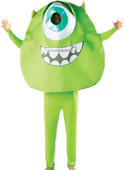 erdbeerloft – Hombre Disfraz Monsters University Mike Wazowski con ...