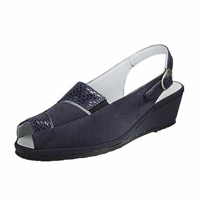Shoes Adriana 02 Größe 37 Schwarz (Schwarz) Aco p5enJO