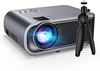 VicTsing Mini Projector with Noise Reduction and Hi-Fi Sound