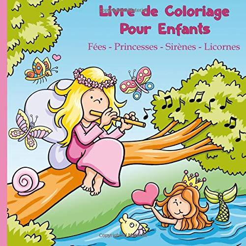 Sir/ènes /& Princesses Livre de Coloriage