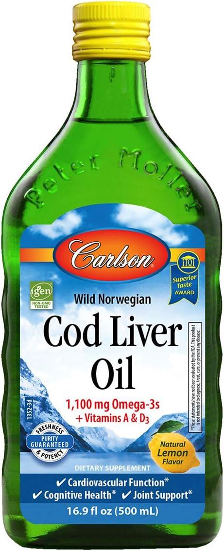 肝油 タラ