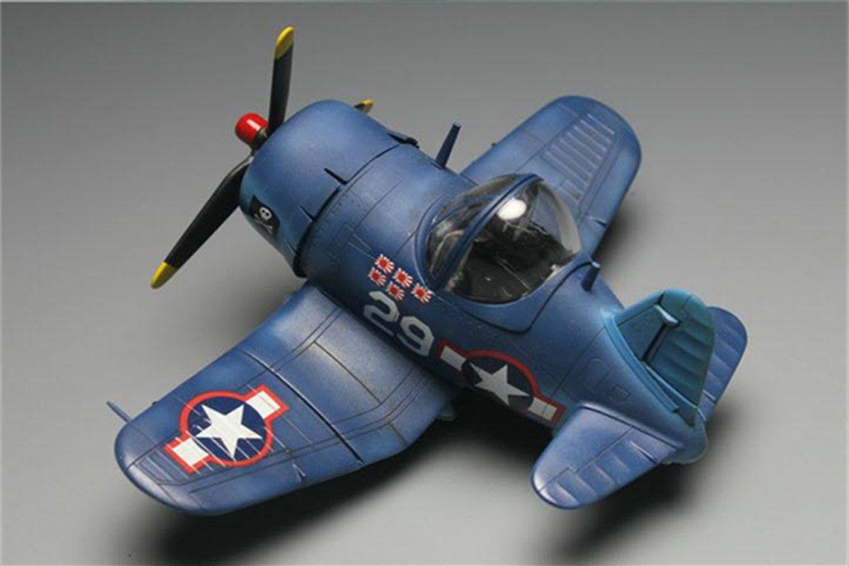Amazon.com: WWII U.S. Navy F4U Corsair Fighter Cute Avión ...