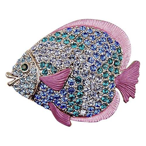 Fish Brooch - 3