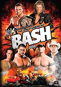 WWE グレート・アメリカン・バッシュ 2008 [DVD]