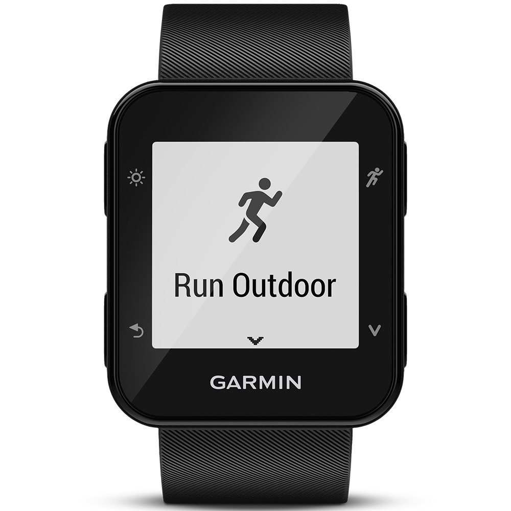 Garmin Forerunner 35 Watch, Black - International Version - US warranty by Garmin (Image #1)