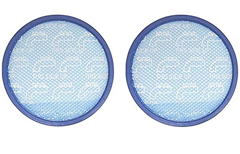 グリーンラベル2パックfor Hoover Primaryブルースポンジフィルタ304087001 for WindTunnel 2巻き戻しBaglessコード付きUpright Vaccum Cleaners。Fits : uh70821pc   B07DCD3R9W