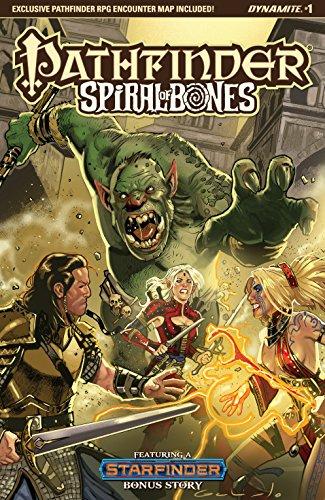 Pathfinder: Spiral Of Bones #1