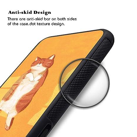 Amazon Com Orange Cat Iphone Xs Max Case Creative