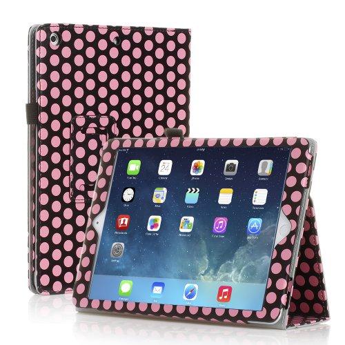 TNP iPad Case Polka Pink