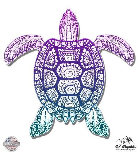 Sea Turtle Beautiful Color - 3