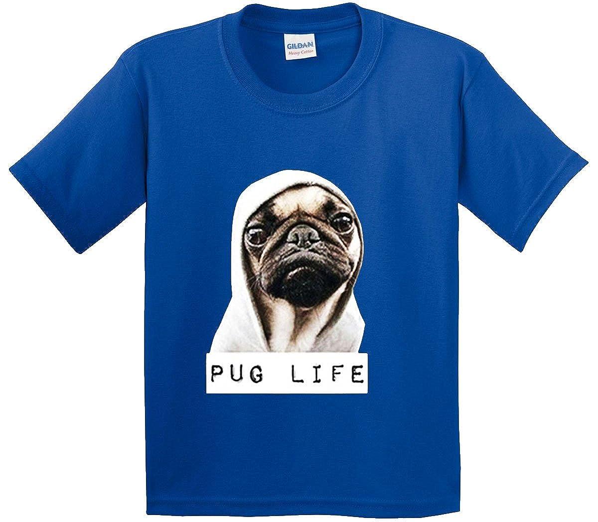 014 Pug Life Wearing 6126 Shirts