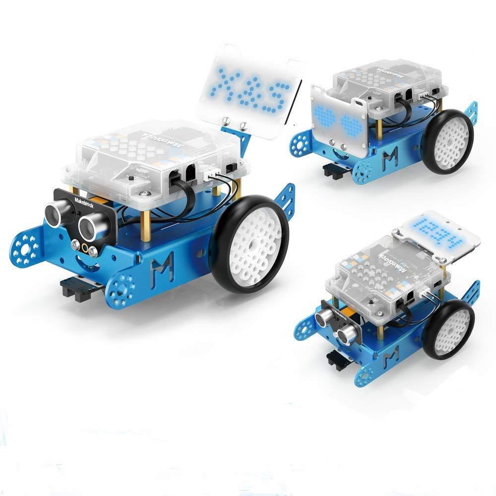 Robot Educativo para armar y programar Arduino Makeblock c