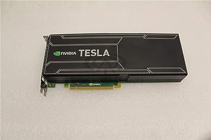 HP NVIDIA Tesla K20X 6GB Computational Accelerator - Tarjeta gráfica (860g, 111 x 267 x 38,6 mm, Núcleos CUDA)