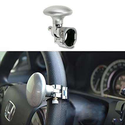 Brown Car Power Steering Wheel Ball Suicide Spinner Handle Knob Booster Great Controllers Automobiles & Motorcycles