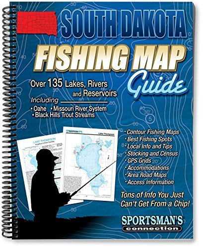 South Dakota Fishing Maps (South Dakota Fishing Map Guide by Sportsman's Connection (2011-11-01))