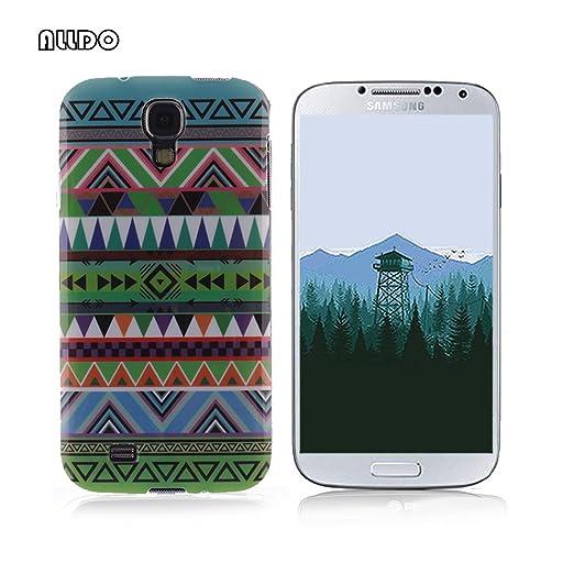 9 opinioni per AllDo Custodia in Silicone per Samsung Galaxy S4 Mini i9190 Cover Gomma TPU