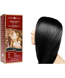 Amazon Com Okay Longer Lasting Henna Color Black 2 Ounce Beauty