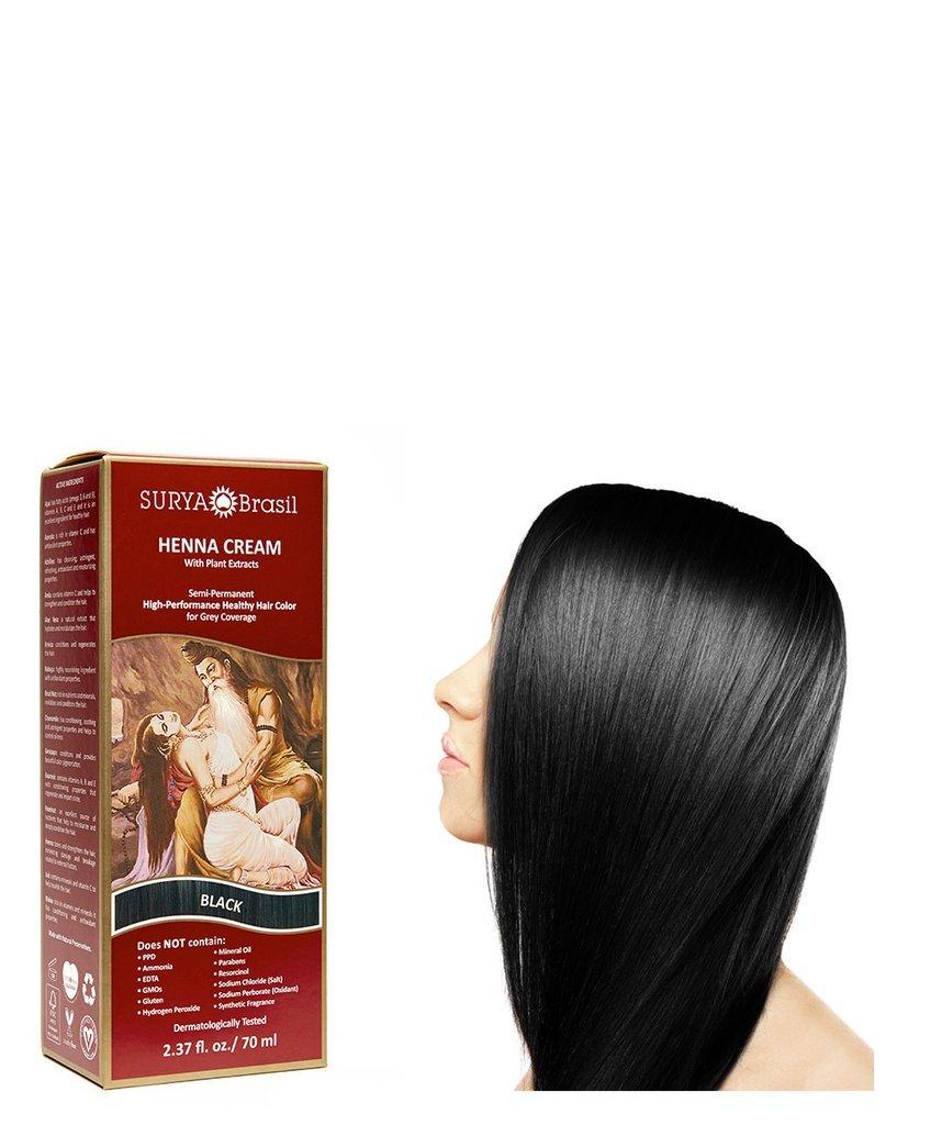 Amazon Surya Brasil Henna Dark Brown Cream 237 Ounce Hair
