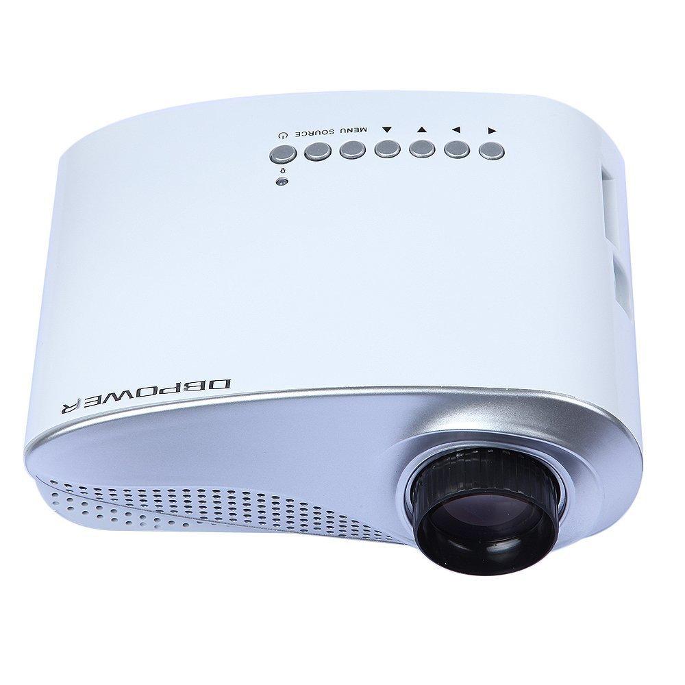 Proyector LED HDMI TV USB SD Mini Proyector de bolsillo de alta ...